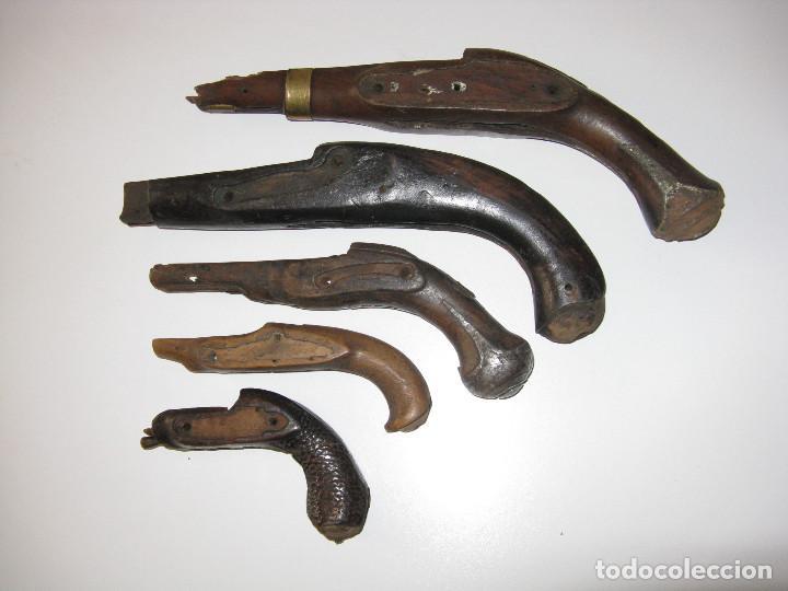 Militaria: maderas originales - Foto 2 - 171142022