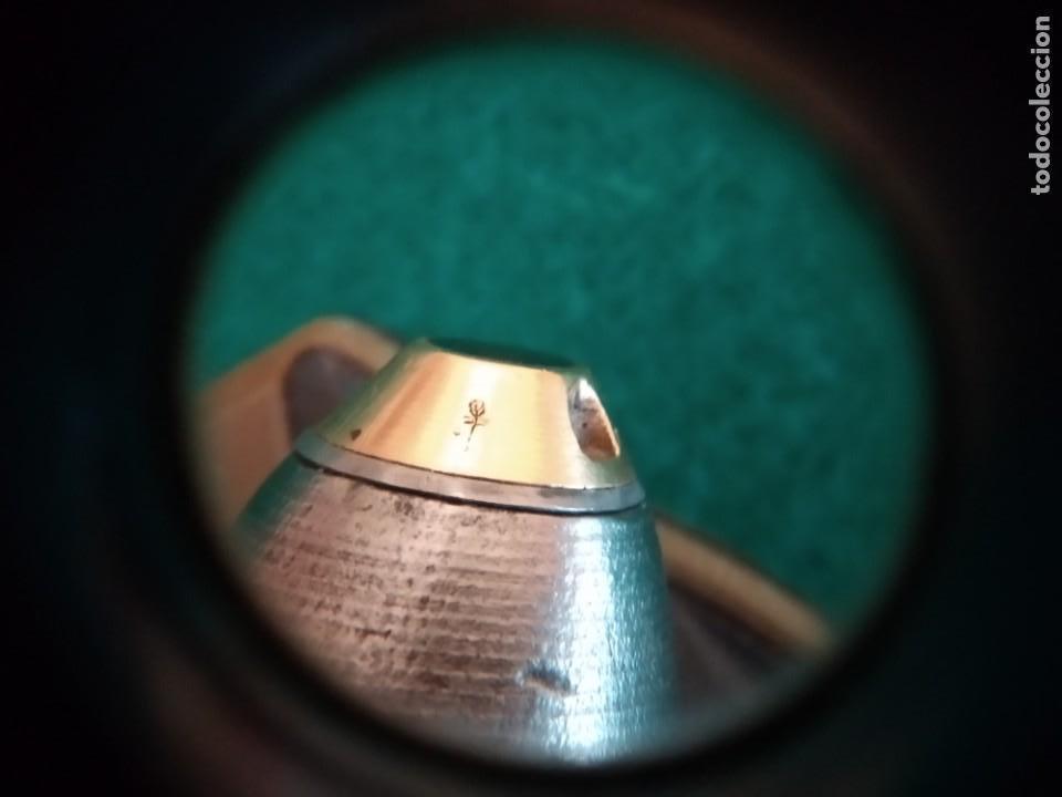 Militaria: Disparo completo,37 mm ametralladora Maxim nordenfelt, usado en el acorazado España en la GC, inerte - Foto 6 - 171604514
