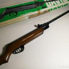 Militaria: CARABINA GAMO MODELO DAVID DS- CADETE 1967 IMPECABLE CON SU CAJA.....REF-DC. Lote 172572633