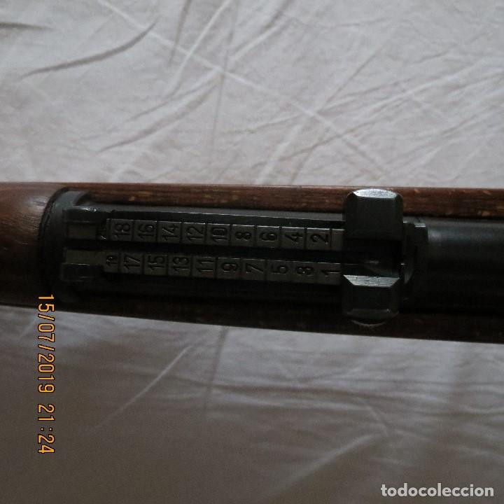 Militaria: Fusil Mauser KAR 98 alemán, reacondicionado por Yugoslavia - Foto 5 - 172624259