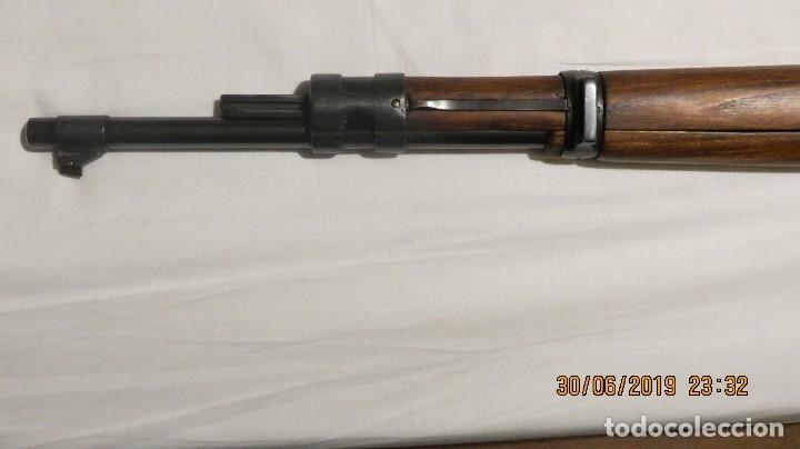 Militaria: Fusil Mauser KAR 98 alemán, reacondicionado por Yugoslavia - Foto 10 - 172624259