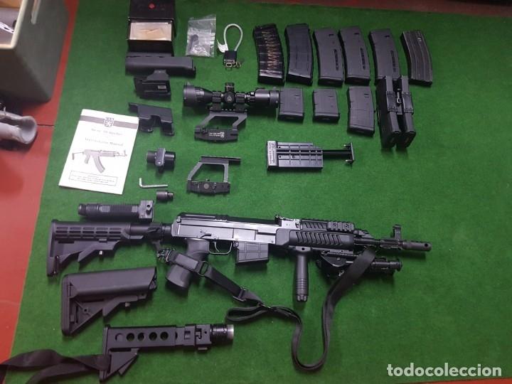 RIFLE SEMI AUTOMATICO CSA VZ58 SPORTER EN .222 REM (Militar - Armas de Fuego en Uso)
