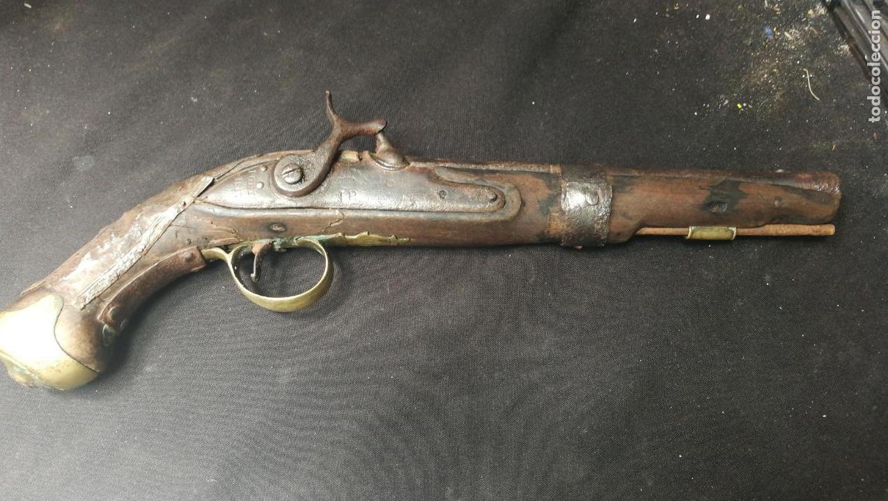 PIEZA HISTORICA DE 1817 PORTO (Militar - Armas de Fuego de Avancarga y Complementos)