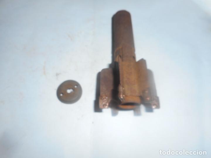 Militaria: gce cola mortero 50 mm valero inerte - Foto 3 - 173783608