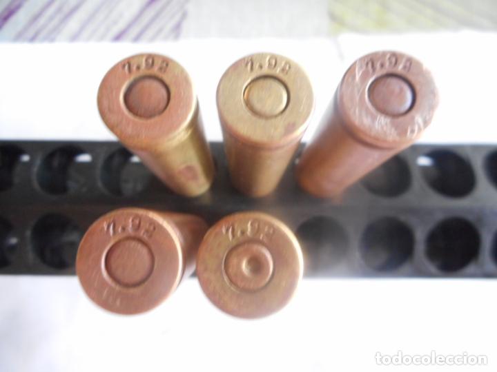 GCE PEINE 7,92X57 MAUSER INERTE (Militar - Cartuchería y Munición)