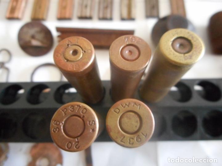 Militaria: gce lote de municion y varios inerte nº1 - Foto 13 - 175326635