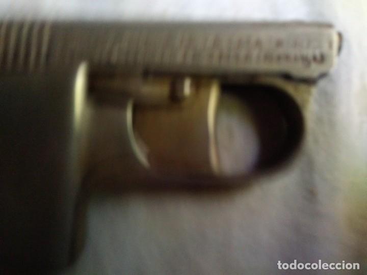 Militaria: Pistola de fogeo y espoleta bomba gerracivil - Foto 2 - 175742602