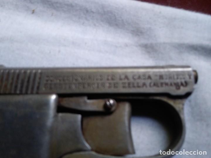 Militaria: Pistola de fogeo y espoleta bomba gerracivil - Foto 3 - 175742602