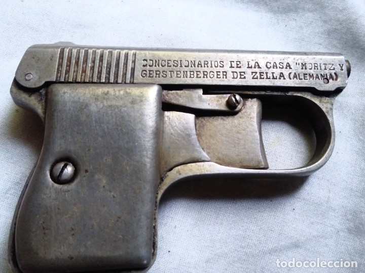 Militaria: Pistola de fogeo y espoleta bomba gerracivil - Foto 6 - 175742602