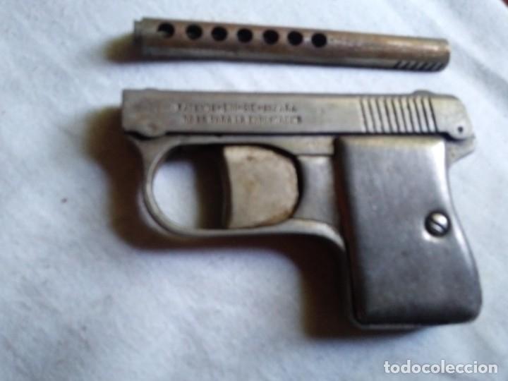 Militaria: Pistola de fogeo y espoleta bomba gerracivil - Foto 7 - 175742602