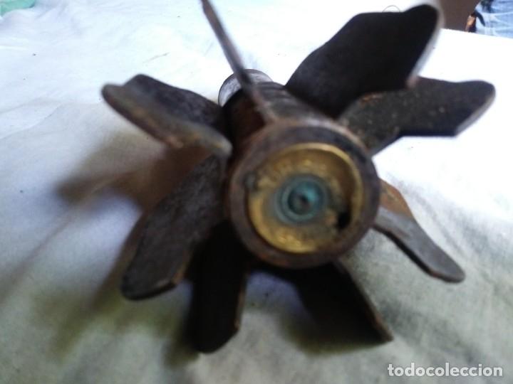Militaria: Pistola de fogeo y espoleta bomba gerracivil - Foto 12 - 175742602