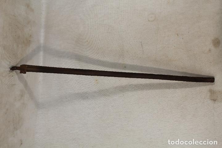 Militaria: cañón de escopeta antigua - Foto 10 - 176149188