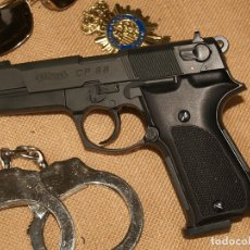 Militaria: PISTOLA WALTHER CP88 CO2 FULL METAL. Lote 176845935
