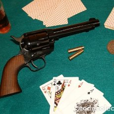 Militaria: REVOLVER COLT SINGLE ACTION ARMY CAL. 5,5 MM. Lote 177307427