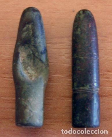 BALAS 7,7 MM MAUSER ESPAÑOL. GUERRA CIVIL ESPAÑOLA (Militar - Cartuchería y Munición)