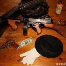 Militaria: AMETRALLADORA THOMPSON M1928 GANGSTER. Lote 178146279
