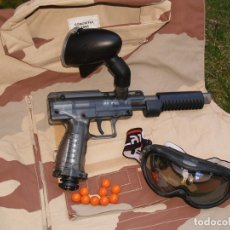 Militaria: PISTOLA PAINTBALL BRASS EAGLE. Lote 178898577