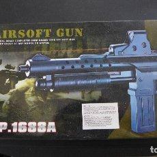Militaria: AIRSOFT GUN MP.1688A - MP 1688. Lote 209390366