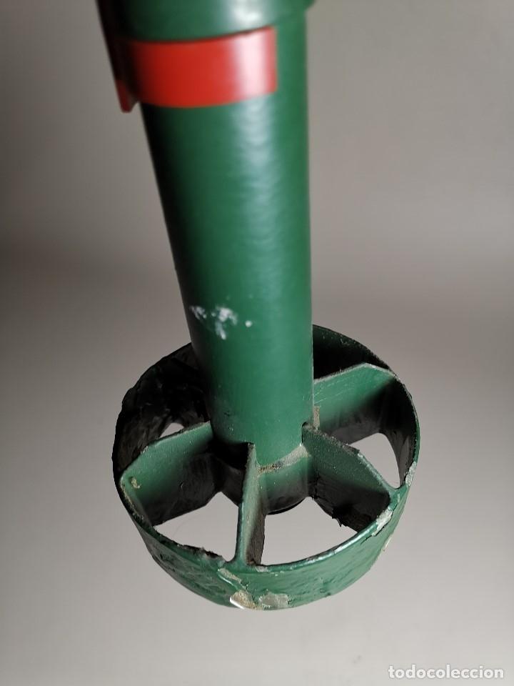 Militaria: Granada Contracarro de instrucción modelo M-61 para Fusil de Asalto Cetme INERTE - REF-CV - Foto 8 - 179330870