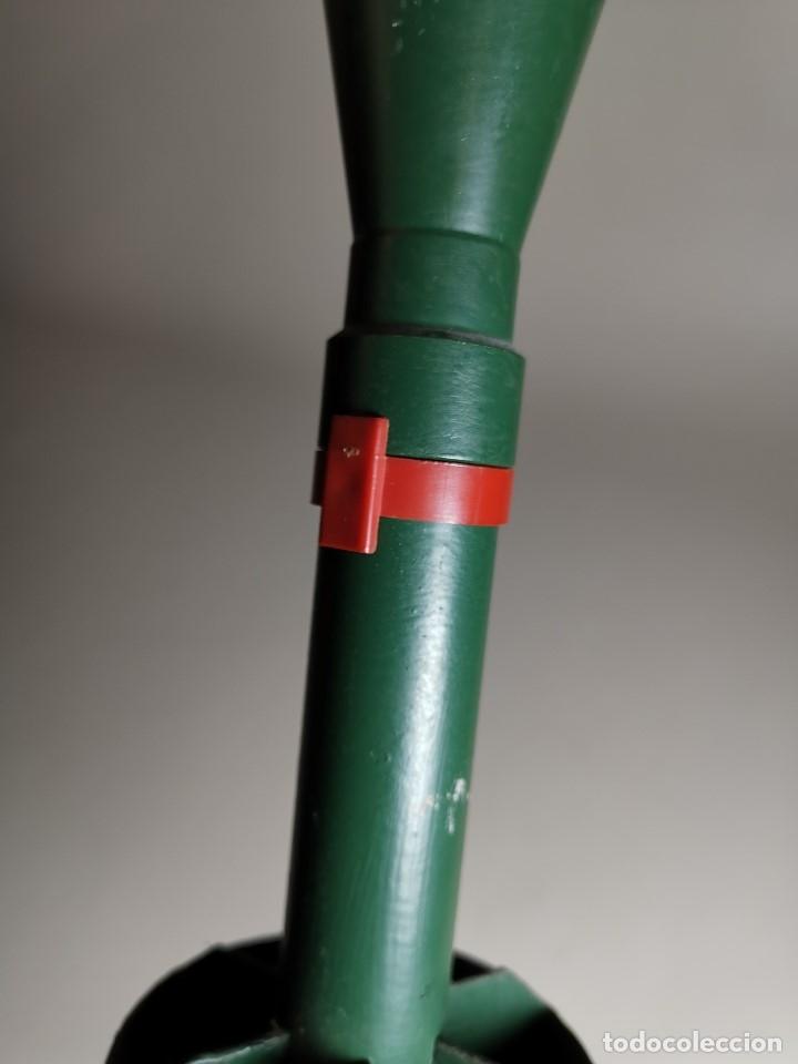 Militaria: Granada Contracarro de instrucción modelo M-61 para Fusil de Asalto Cetme INERTE - REF-CV - Foto 9 - 179330870