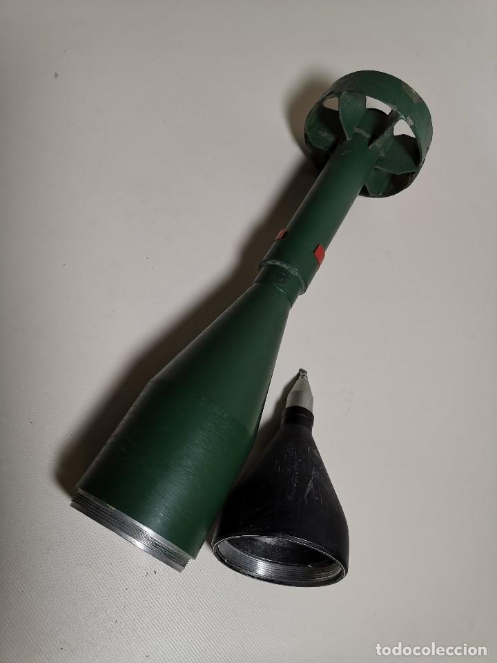 Militaria: Granada Contracarro de instrucción modelo M-61 para Fusil de Asalto Cetme INERTE - REF-CV - Foto 15 - 179330870