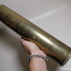 Militaria: VAINA PARA PROYECTIL 88 MM DIVES 3---L1907D-.INERTE- 35 CM ALTO--REF-CV. Lote 179332378