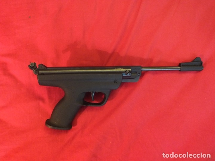 PISTOLA RUSA BAIKAL MP-53 M (Militar - Réplicas de Armas de Fuego y CO2 )