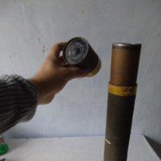 Militaria: MILITAR CONTAINER PROYECTIL EXPLOSIVO GUN BOFORS 40MM R F M B WW2 ? . Lote 180244691