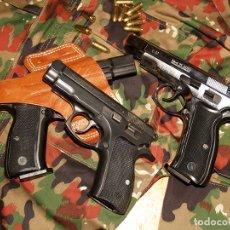 Militaria: PISTOLA CZ75 DETONADORA. Lote 180407792