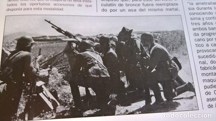 Militaria: peine para ametralladora Hotchkiss guerra civil..ejercito popular..nacional..republicano... - Foto 5 - 51525836