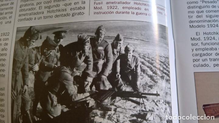 Militaria: peine para ametralladora Hotchkiss guerra civil..ejercito popular..nacional..republicano... - Foto 6 - 51525836