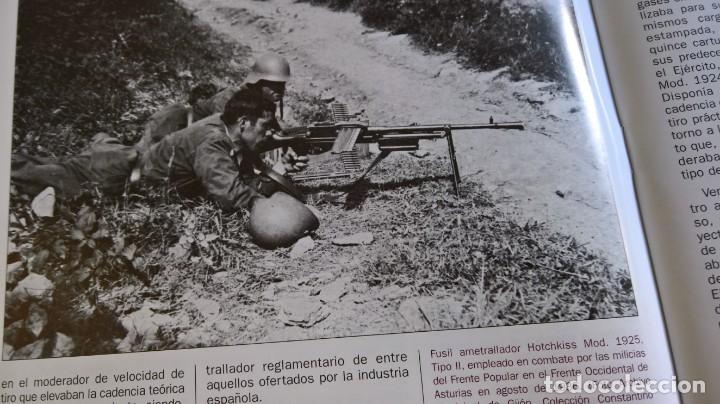 Militaria: peine para ametralladora Hotchkiss guerra civil..ejercito popular..nacional..republicano... - Foto 7 - 51525836
