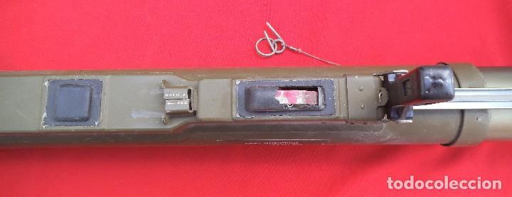 Militaria: Lanzacohetes antitanque desechable modelo M-72A2 Inerte - Foto 6 - 183388237