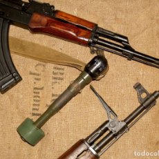 Militaria: GRANADA PARA AK47, KALASNICOV, H.E.. Lote 183511268