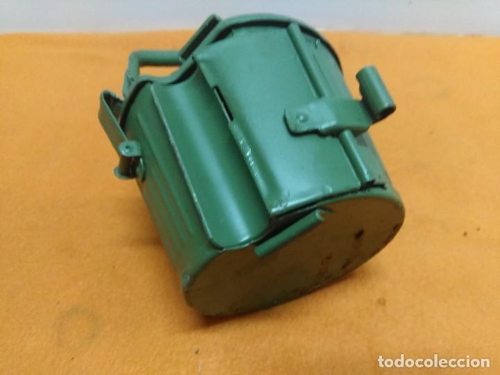 Militaria: cargador de tambor mg 34 / mg 42 - Foto 2 - 184451026