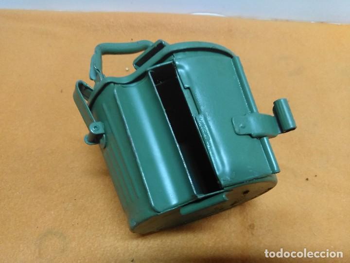 Militaria: cargador de tambor mg 34 / mg 42 - Foto 3 - 184451026