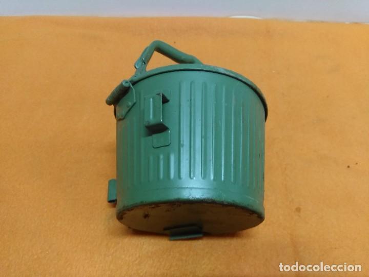 Militaria: cargador de tambor mg 34 / mg 42 - Foto 4 - 184451026