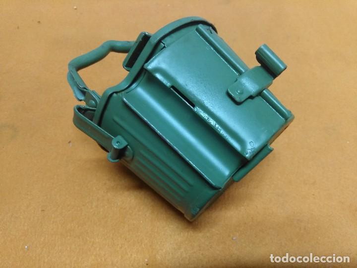Militaria: cargador de tambor mg 34 / mg 42 - Foto 6 - 184451026