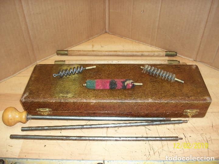 ANTIGUAS BAQUETAS (Militar - Armas de Fuego de Avancarga y Complementos)