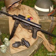 Militaria: SUBFISIL M3, GREASE GUN, LA ENGRASADORA. Lote 185916891