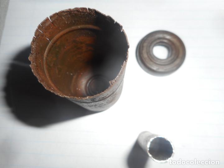 Militaria: gce contenedor granada breda totalmente inerte - Foto 4 - 186095060