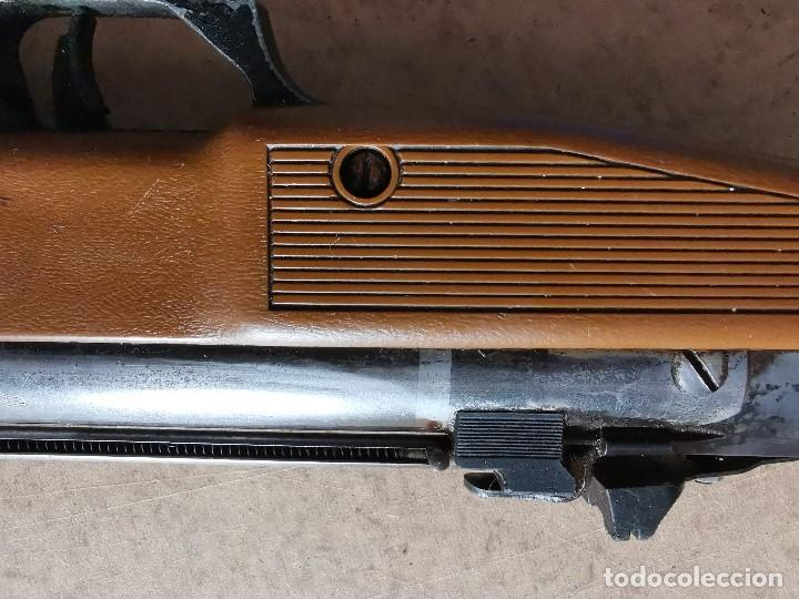 Militaria: Carabina aire comprimido Gamo, modelo Gamatic -repetidora cal 4.5 mm. - Foto 16 - 186300770