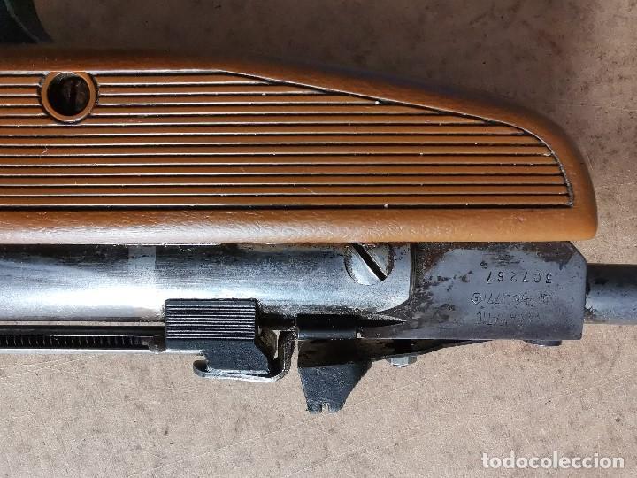 Militaria: Carabina aire comprimido Gamo, modelo Gamatic -repetidora cal 4.5 mm. - Foto 17 - 186300770
