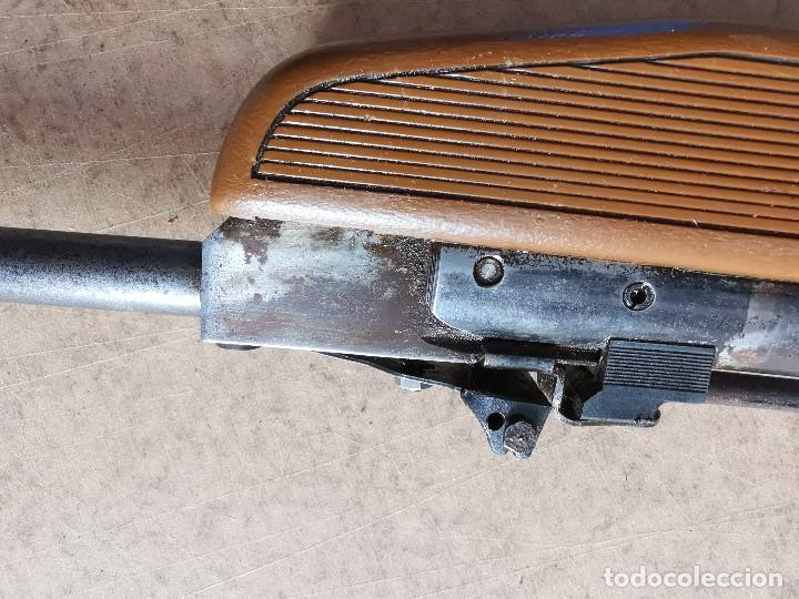 Militaria: Carabina aire comprimido Gamo, modelo Gamatic -repetidora cal 4.5 mm. - Foto 32 - 186300770