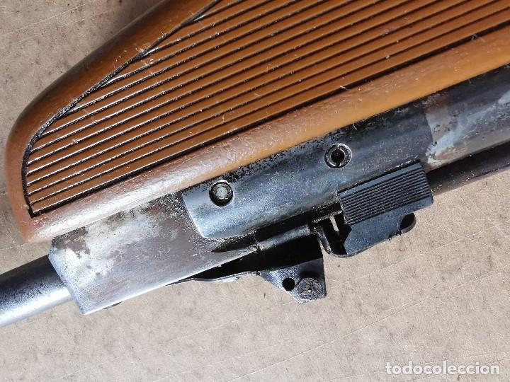 Militaria: Carabina aire comprimido Gamo, modelo Gamatic -repetidora cal 4.5 mm. - Foto 33 - 186300770