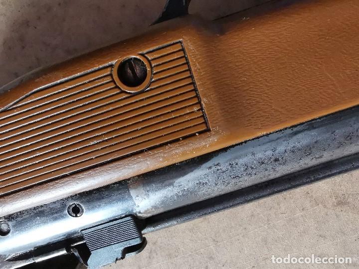 Militaria: Carabina aire comprimido Gamo, modelo Gamatic -repetidora cal 4.5 mm. - Foto 34 - 186300770