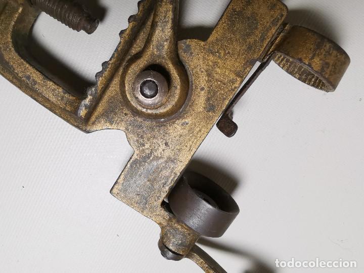 Militaria: Máquina herramienta para cargar cartuchos de caza, cal. 16 .normales y lefaucheux.RECARGA - Foto 22 - 186376321