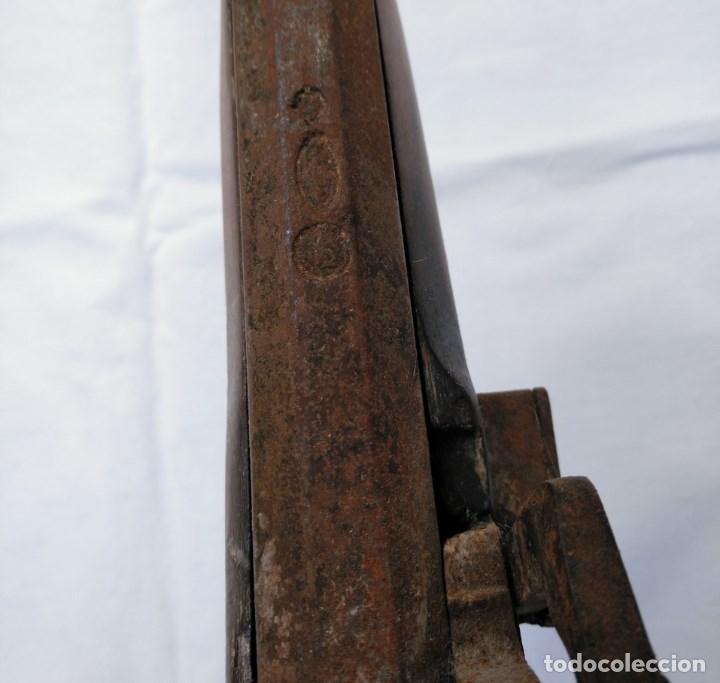 Militaria: ESPINGARDA ÁRABE SIGLO XVIII - XIX. - Foto 4 - 186435478