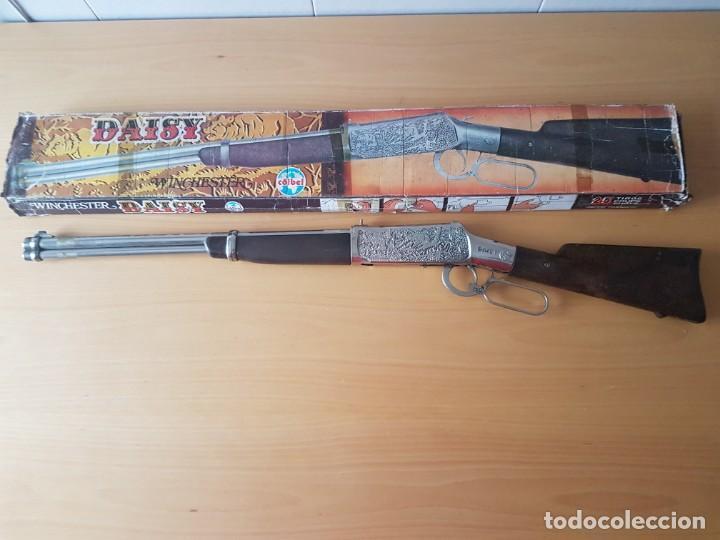 RIFLE DAISY - WINCHESTER - COIBEL - CON CAJA (Militar - Réplicas de Armas de Fuego y CO2 )