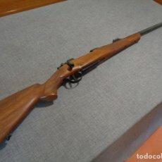Militaria: RIFLE MARCA BRNO ZKK 602 CALIBRE 375H&H MAGNUM. Lote 187191955